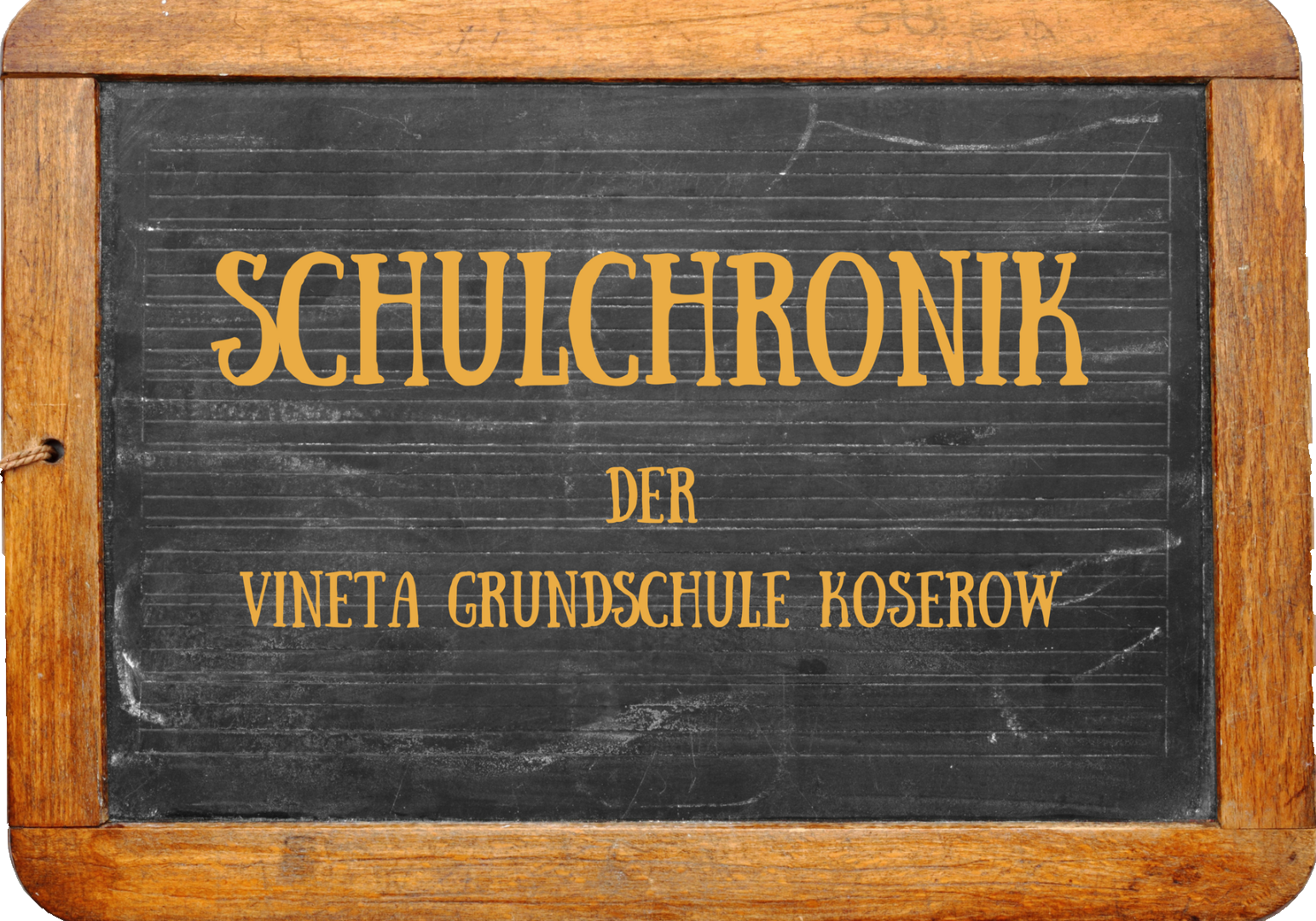 Schulchronik Vineta Grundschule Koserow